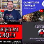 Grosse campagne Dungeon World de septembre, avec Du Tschai de Jack Vance